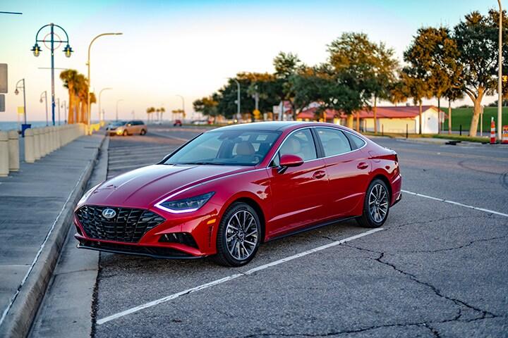 2020 Hyundai Sonata Review
