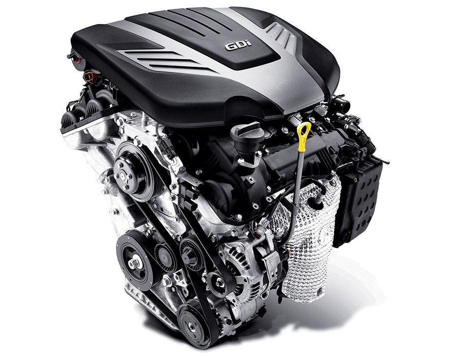 photo of Hyundai Santa Fe XL 2017 3.3L V6 GDI Engine with 290 horsepower