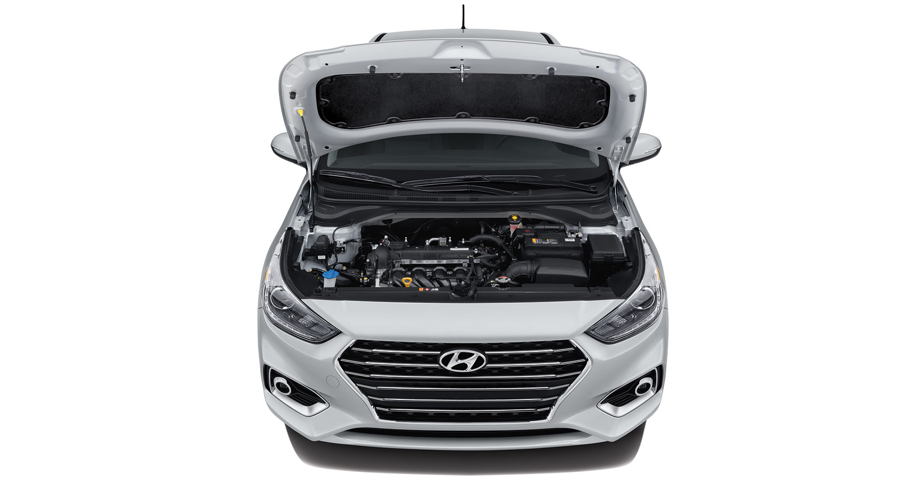 all new 2018 hyundai accent the sub compact that doesn t cut any