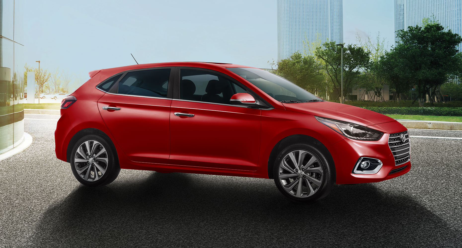 2019 Hyundai Accent  photo