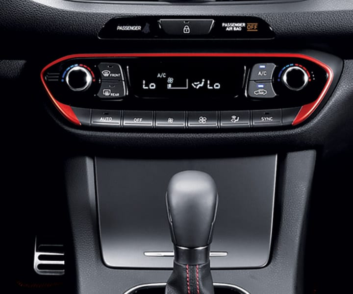 Photo of 2018 Hyundai Elantra GT Dual Zone Climate Control