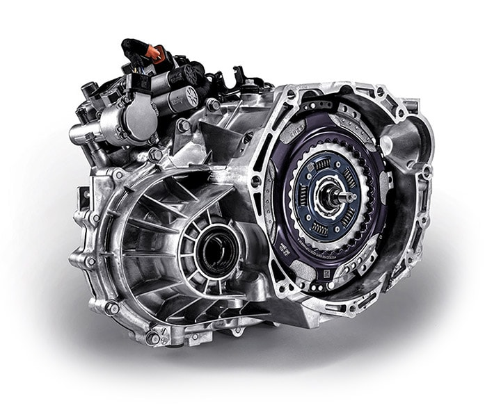 Photo of the 7-speed Dual Clutch Transmission in the Hyundai 2018 Elantra GT