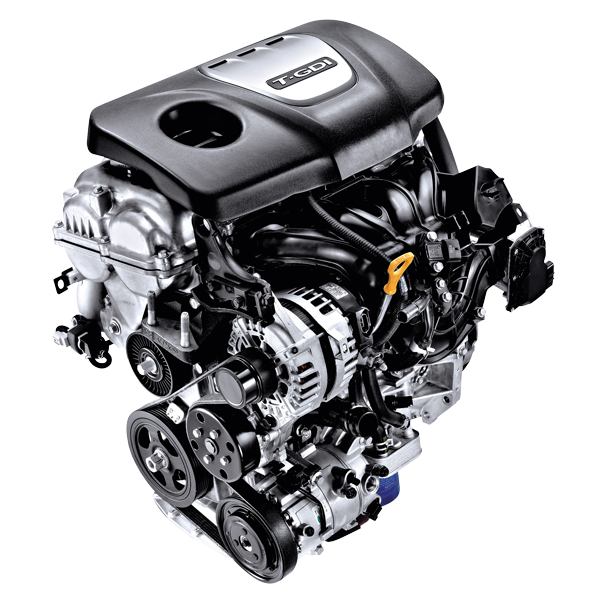 1.6L Turbocharged Engine