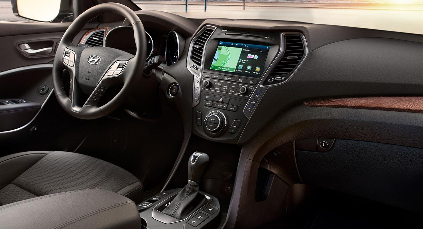 Hyundai santa fe sport 2017 price best new cars for 2018 - Santa fe hyundai interior pictures ...