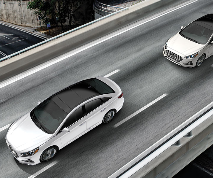 Adaptive Cruise Control With Traffic Stop And Go