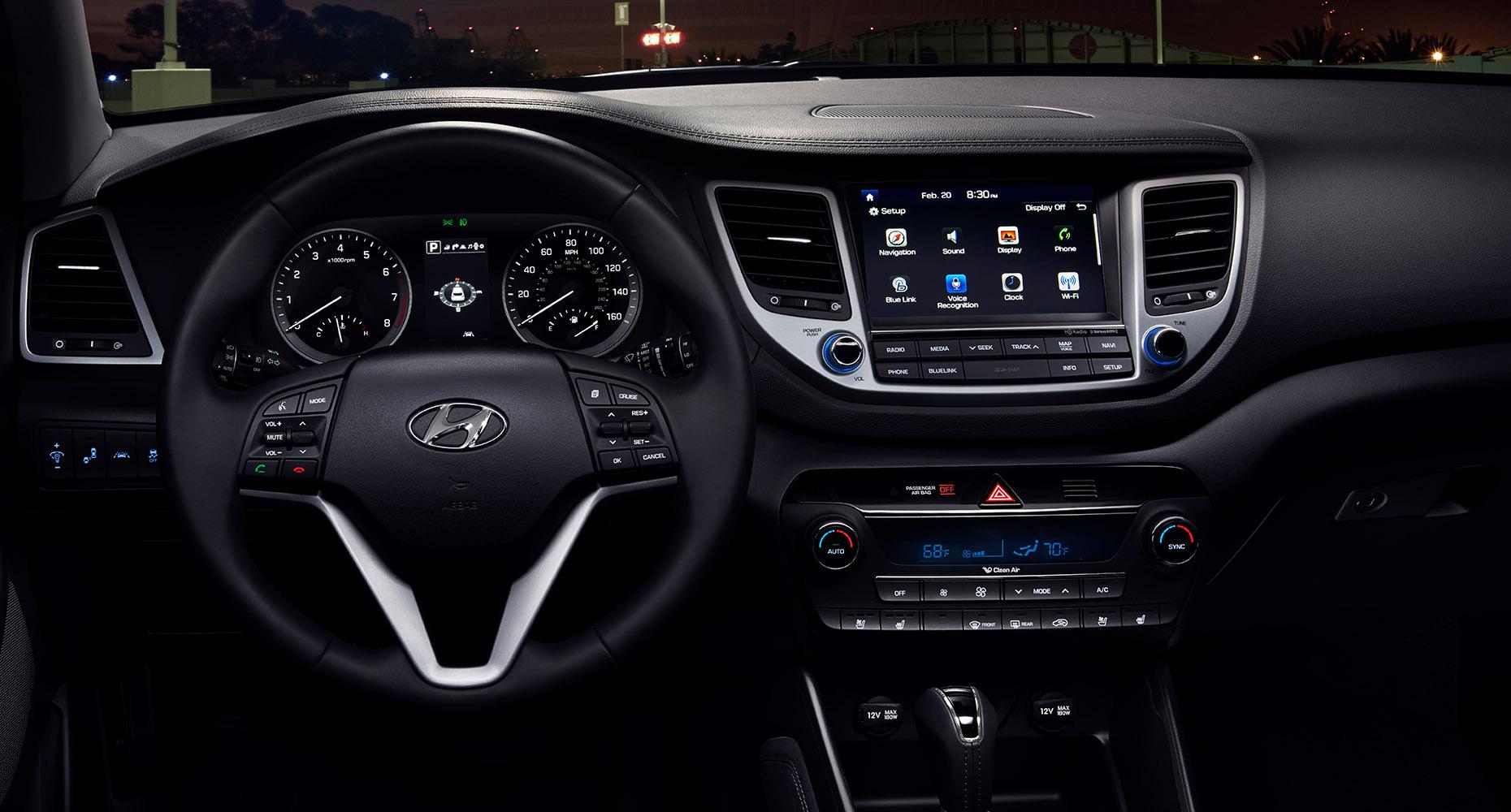 expert review used tuscon tucson of hyundai vehicle