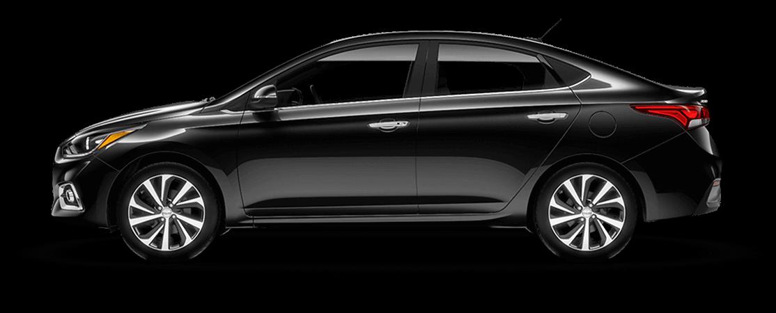 Hyundai ACCENT 4 portes 2019 Noir Aurora