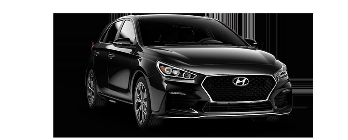 Hyundai ELANTRA GT N Line 2019 Noir spatial