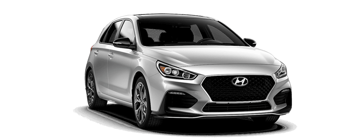 Hyundai ELANTRA GT N Line 2019 Argent platine
