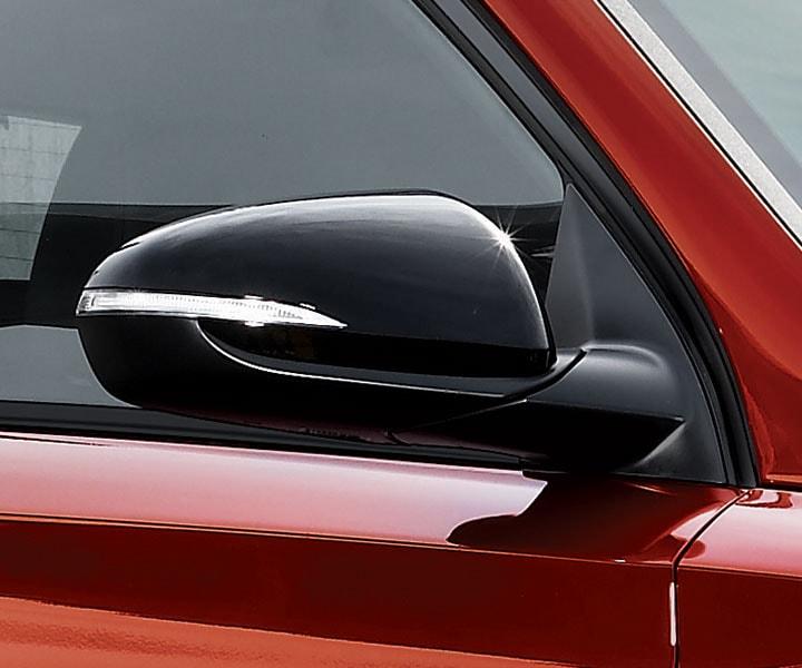 Hyundai Elantra Gt Turbo: LED Side Repeaters