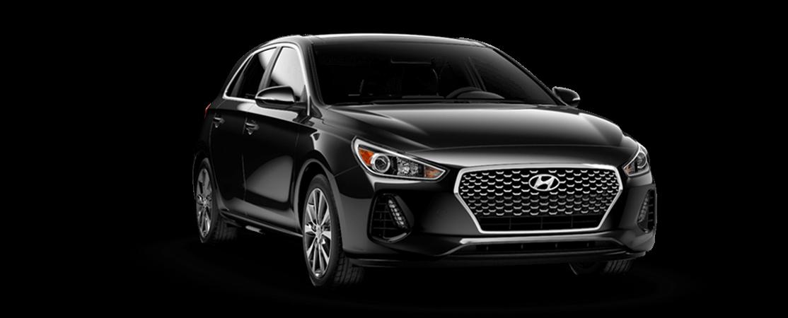 Hyundai ELANTRA GT 2019 Noir spatial