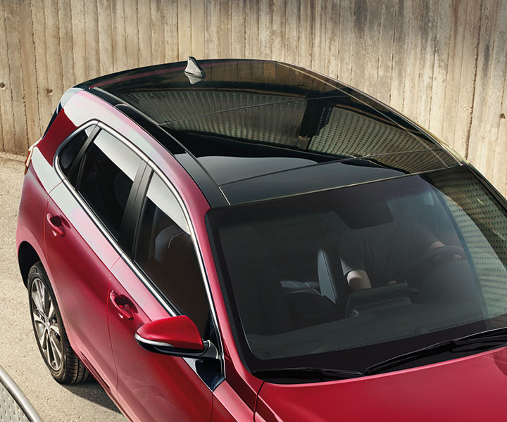 Hyundai Elantra Warning Lights >> Panoramic sunroof