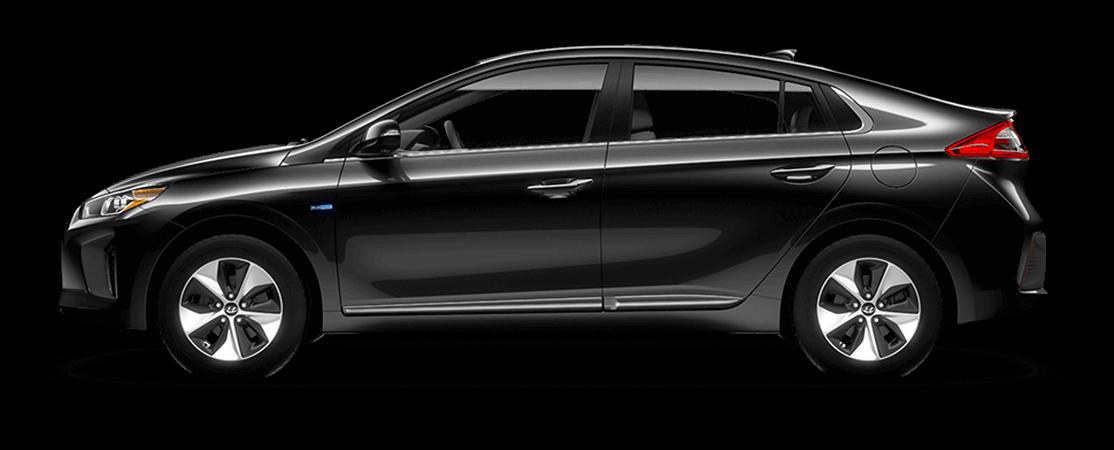 Hyundai IONIQ électrique 2019 Noir fantôme