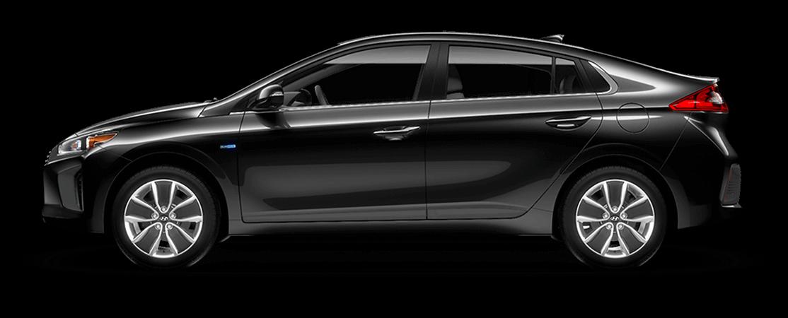 Hyundai IONIQ hybride 2019 Noir fantôme