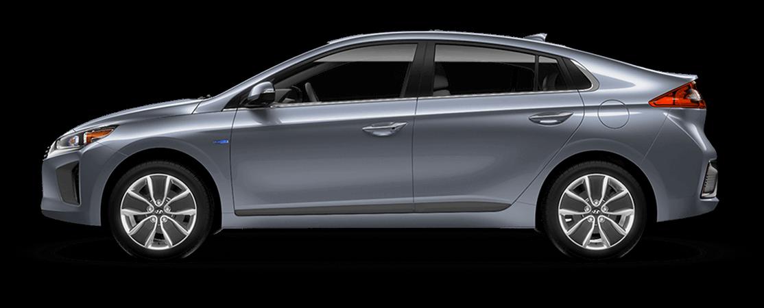 Hyundai IONIQ hybride 2019 Argent aurore