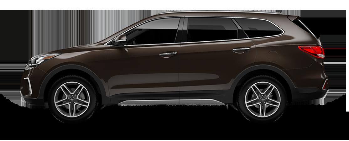 Hyundai SANTA FE XL 2019 Espresso java