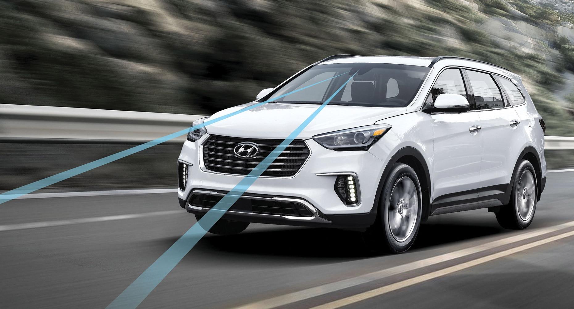 Hyundai Santa Fe Towing Capacity >> 2019 Santa Fe Xl Hyundai Canada