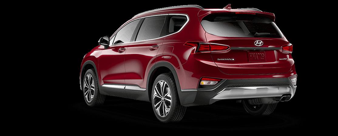 All-New 2019 Hyundai Santa Fe | SUV Crossover Utility