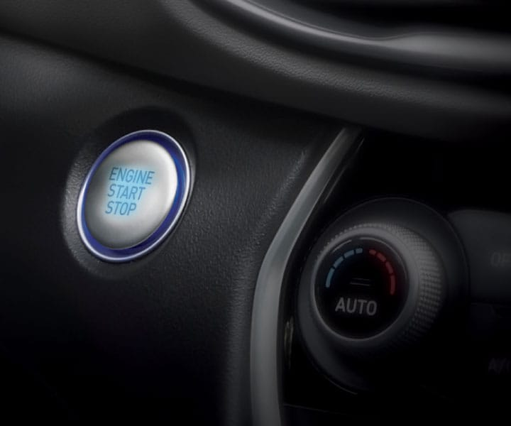 Proximity Key With Push Button Ignition