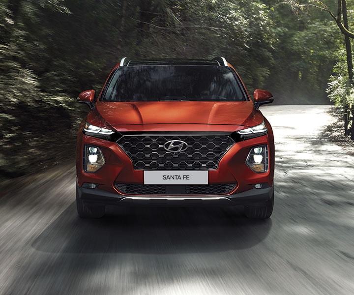 All New 2019 Hyundai Santa Fe Suv Crossover Utility