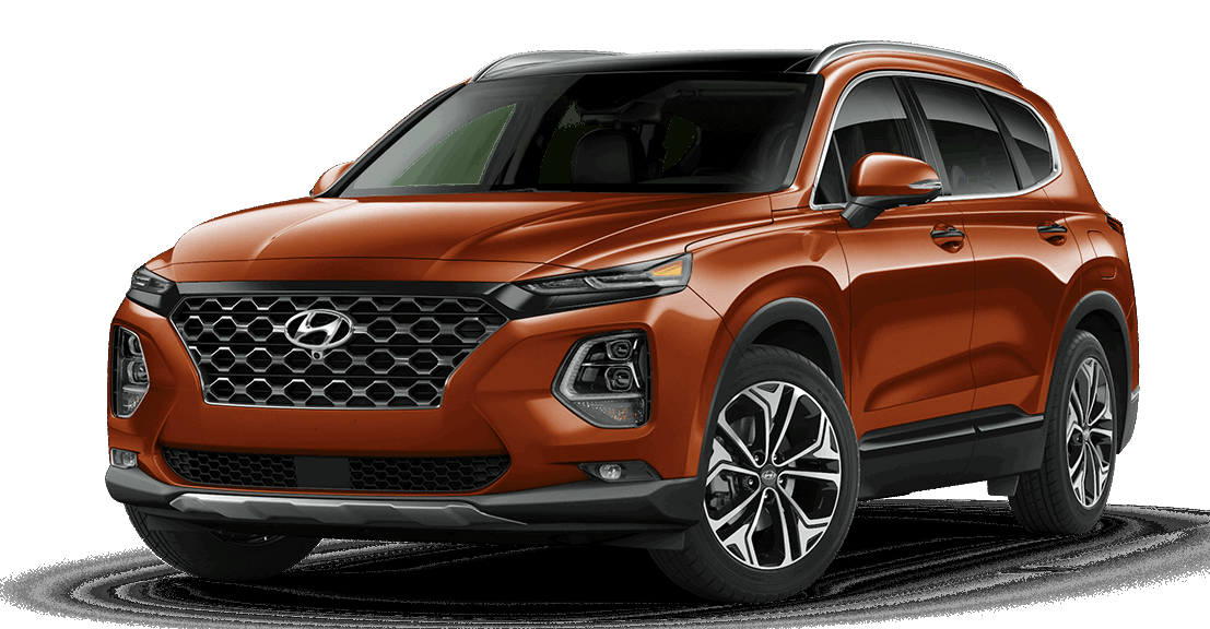 Competitive Comparison 2019 Hyundai Santa Fe Vs Nissan