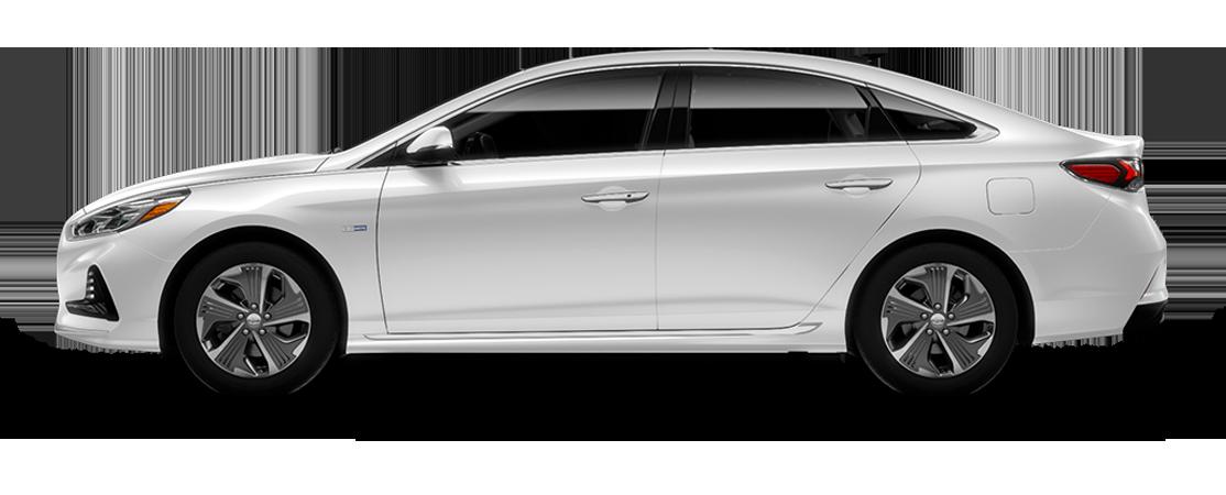 Hyundai SONATA hybride 2019 Blanc hyper