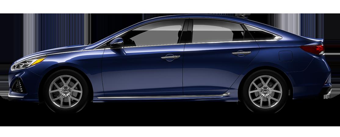 Hyundai SONATA 2019 Blue côtier