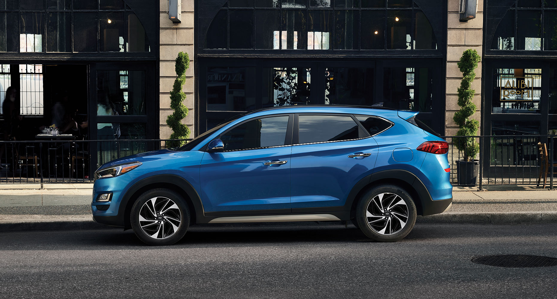 Tucson 2019 | More than just a Sport Utility Vehicle