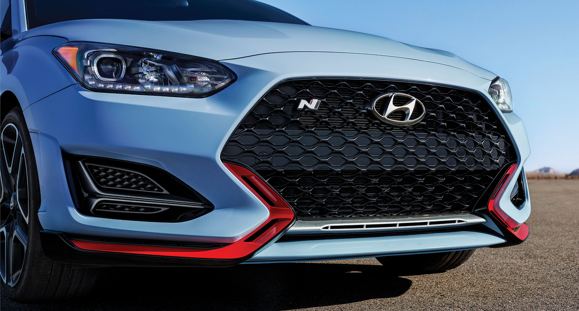Veloster N 2019   The first-ever Veloster N has arrived