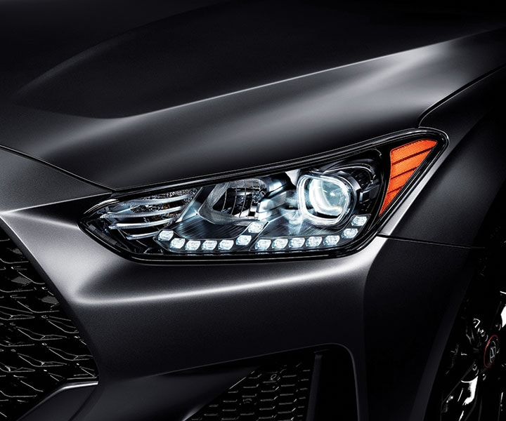 LED Headlights And LED Daytime Running Lights