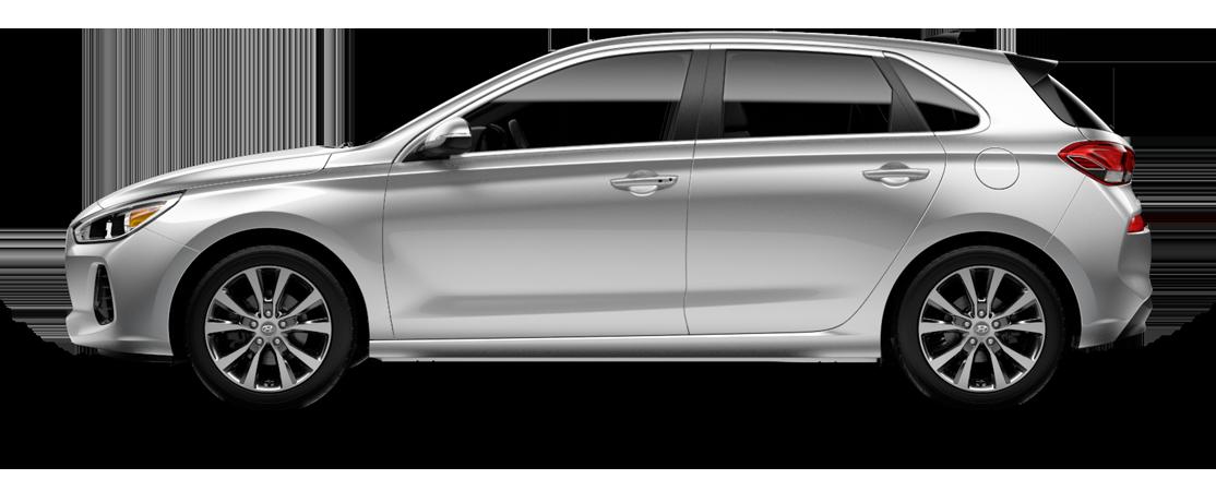 Hyundai ELANTRA GT 2020 Argent typhon