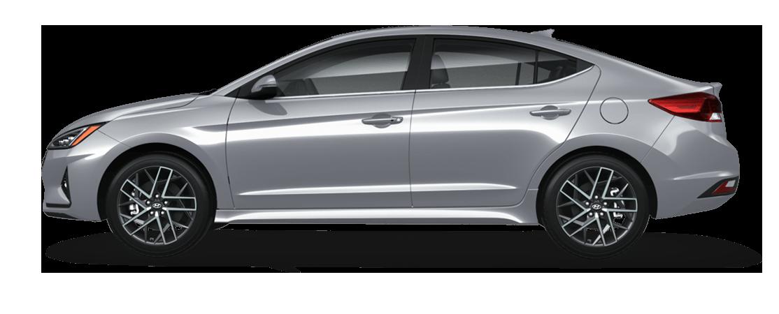 Hyundai ELANTRA Sport 2020 Argent typhon