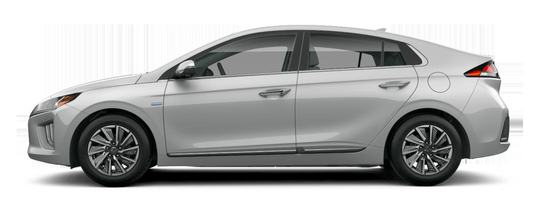 Hyundai IONIQ électrique 2020 Argent typhon