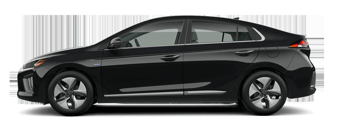 Hyundai IONIQ hybride 2020 Noir fantôme