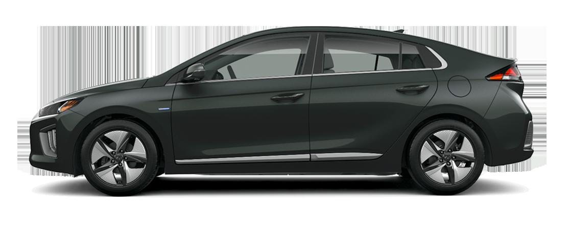 Hyundai IONIQ hybride 2020 Gris amazone