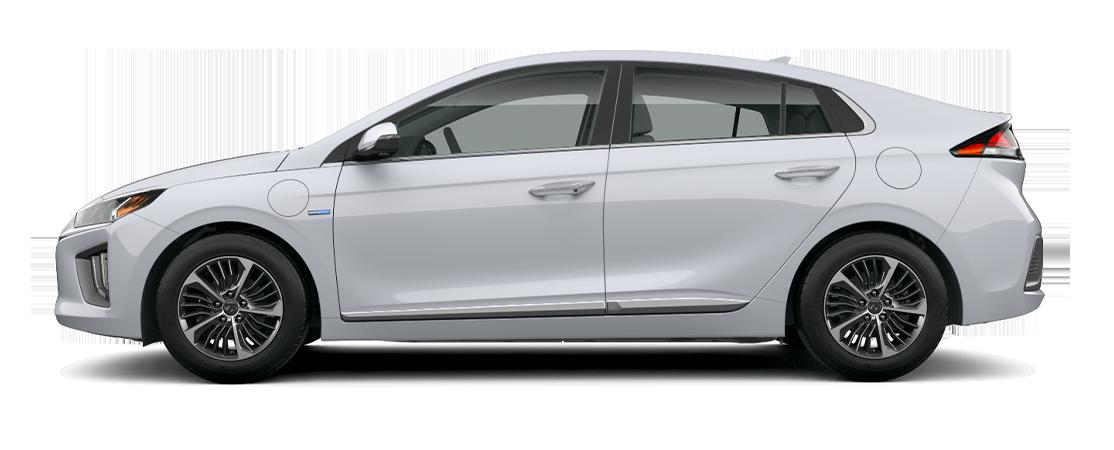 Hyundai IONIQ hybride rechargeable 2020 Blanc polaire