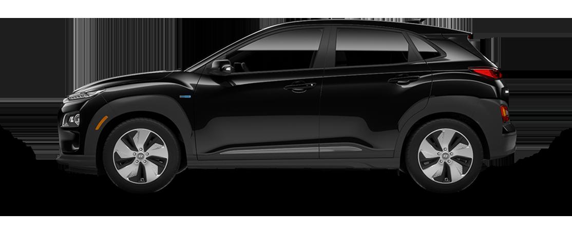 Hyundai KONA électrique 2020 Noir fantôme