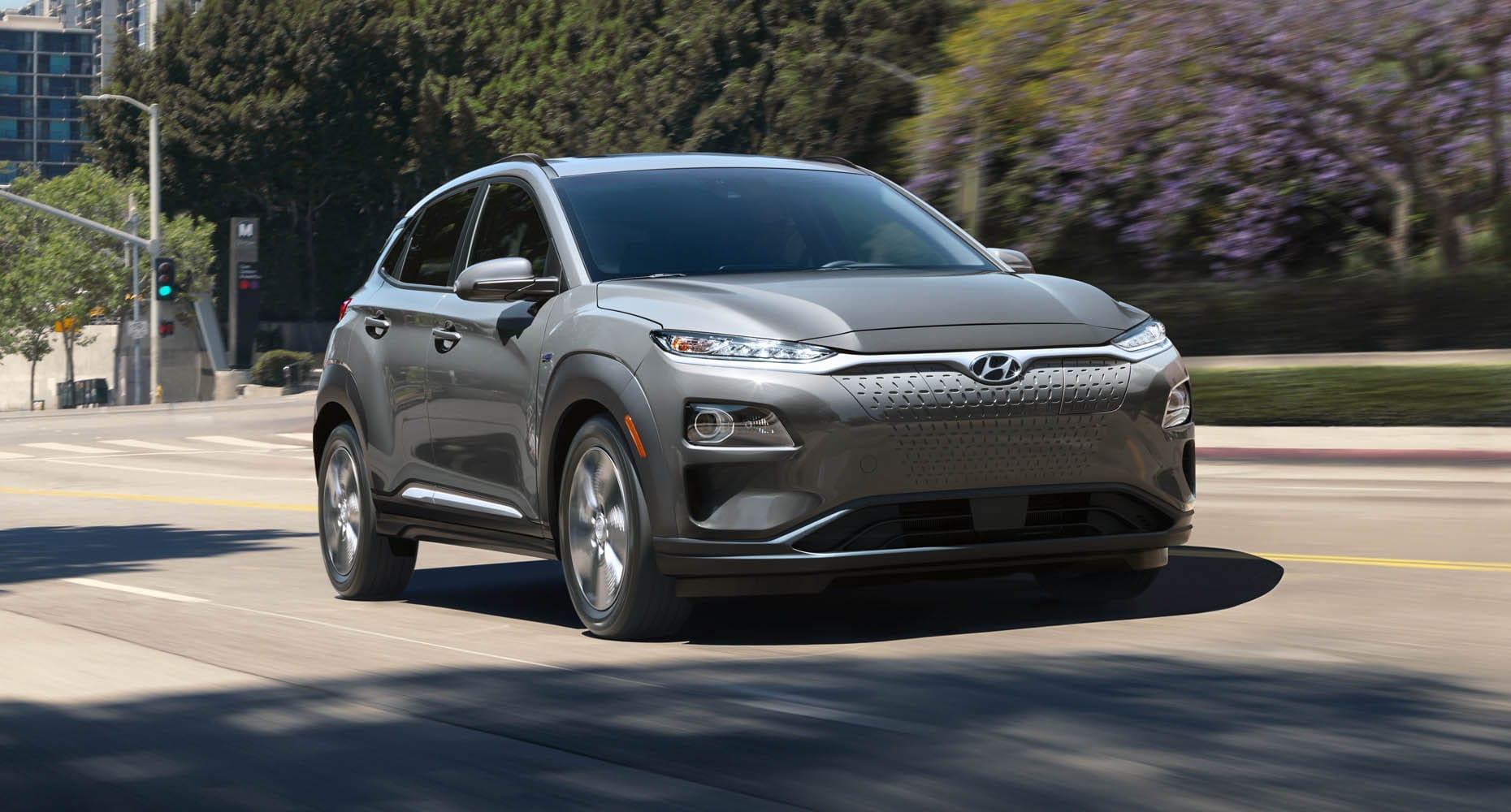 2020 Hyundai KONA electric | Hyundai Canada