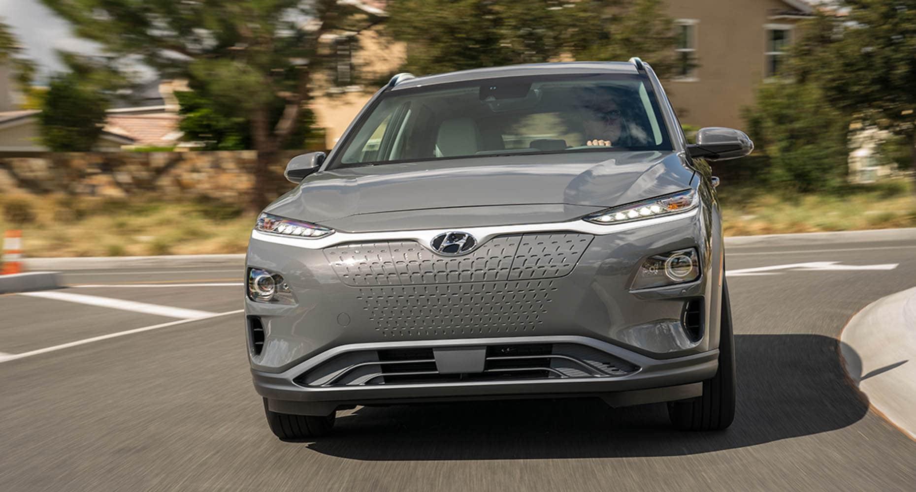 2020 Hyundai Kona Electric Hyundai Canada