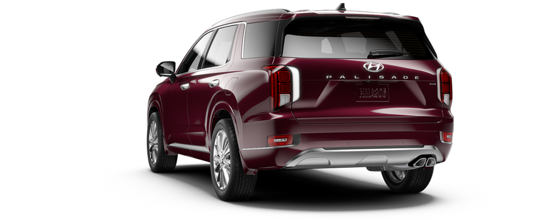2020 PALISADE   A remarkable SUV that is perfect for family