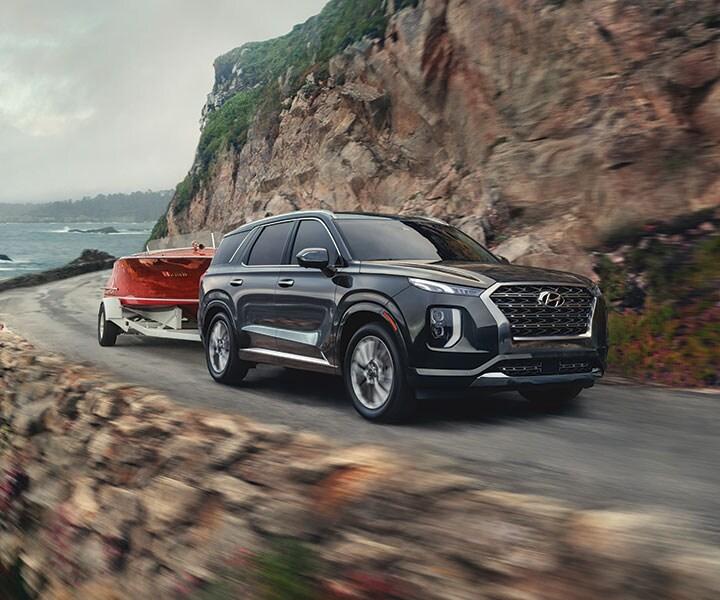 2020 Hyundai Palisade: Trailer Preparation Package