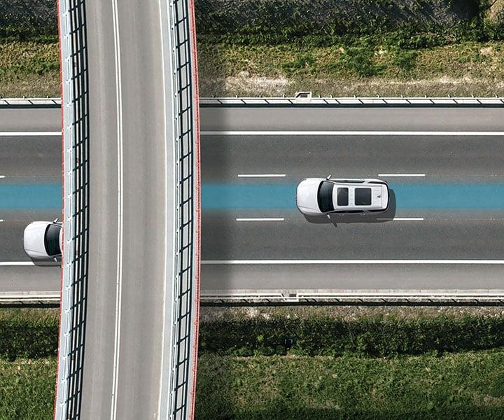 2020 Hyundai Palisade: Highway Driving Assist