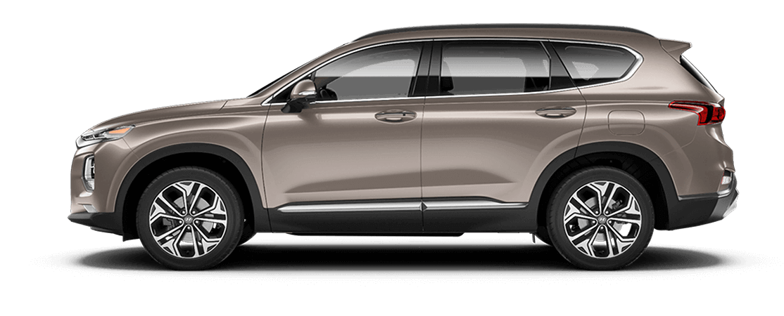Hyundai SANTA FE 2020 Bronze tellurique