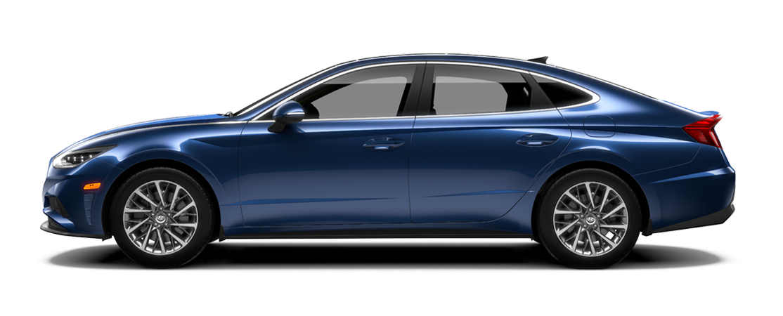 Hyundai SONATA 2020 Bleu tempête