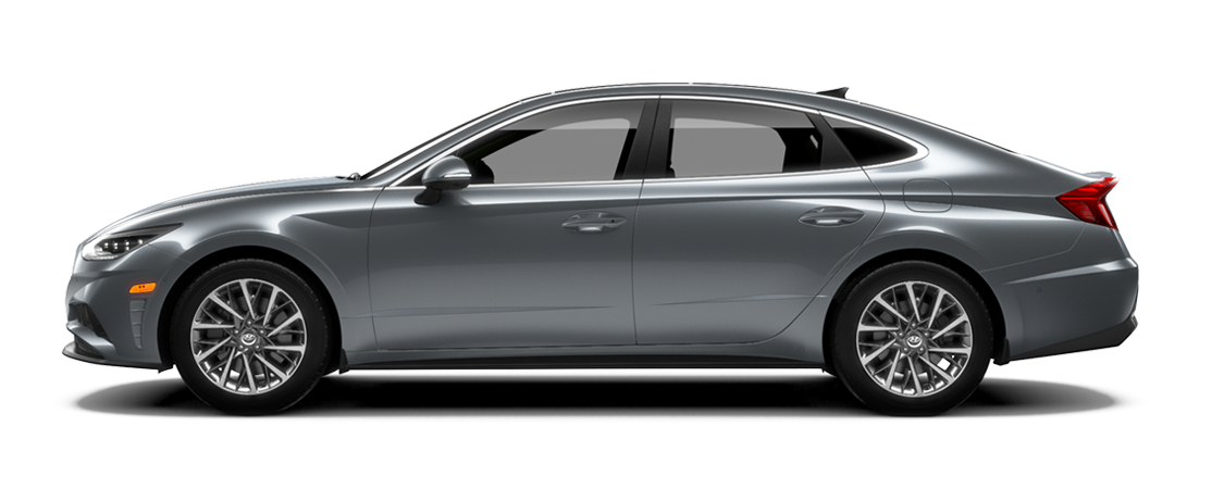 Hyundai SONATA 2020 Gris Hampton