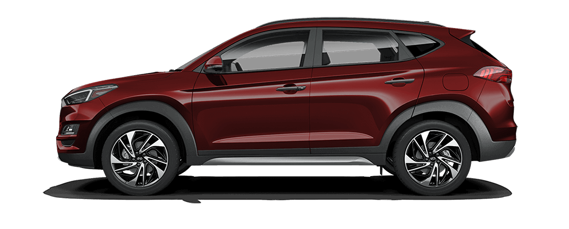 Hyundai TUCSON 2020 Pierre gemme rouge