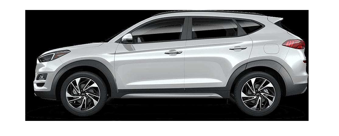 Hyundai TUCSON 2020 Blanc cristal