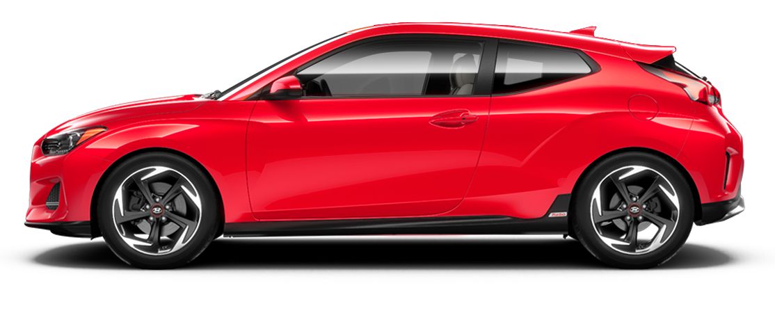 Hyundai VELOSTER 2020 Flamme rouge