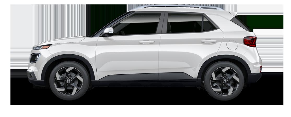 Hyundai VENUE 2020 Blanc polaire