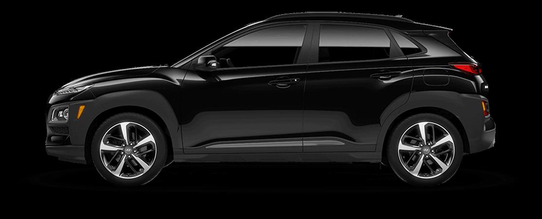 Hyundai KONA 2021 Noir fantôme